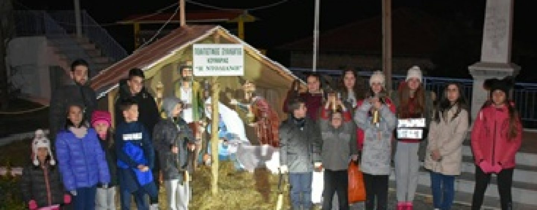 Παραμονή Πρωτοχρονιάς 2018 στην Κουμαριά