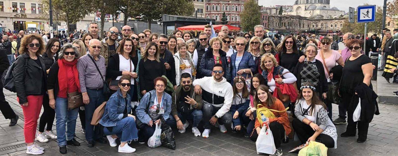 2019 – Εκδρομή στην Κωνσταντινούπολη