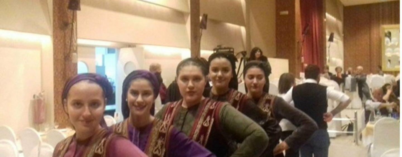 Ετήσιος χορός Λαογρ. Συλλ. Βλάχων Βέροιας