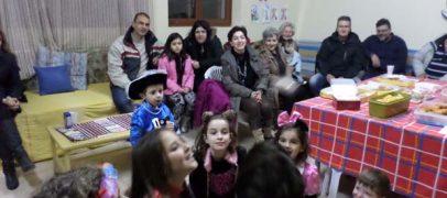 Αποκριές 2014 στην Κουμαριά