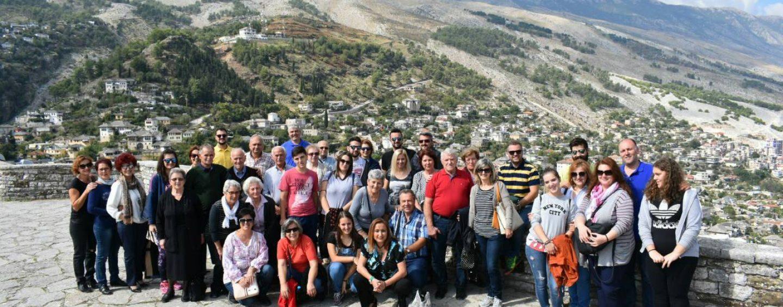 Δελτίο τύπου – Εκδρομή στην Αλβανία