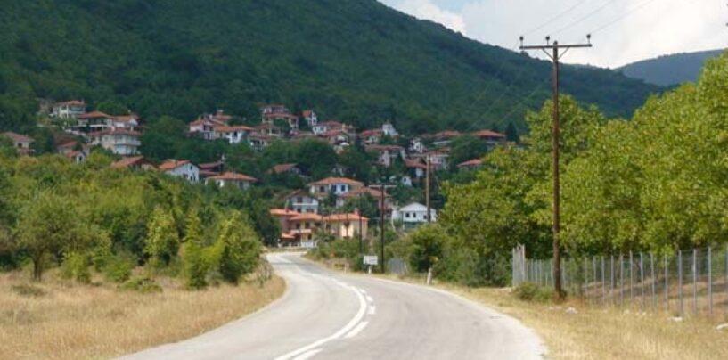 Ανοιξη στο χωριό