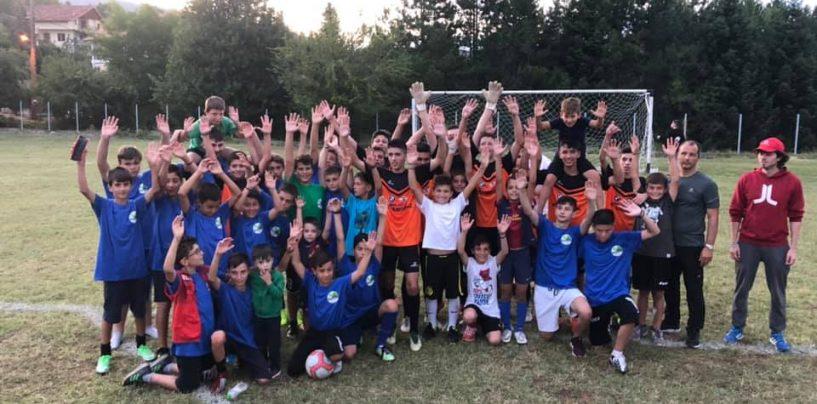 Δράσεις 2019 _ Ποδοσφαιρικός αγώνας Κουμαριά – Σέλι